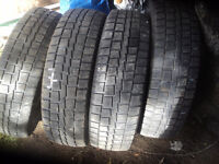 4 TIRE 225-75-16 COOPER HIVER 100 DOLLARS POUR 4 ...