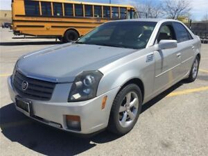 2005 Cadillac CTS Leather Power Options 