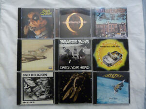 Vente de CDs Metal et autres