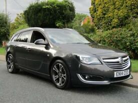 2014 Vauxhall Insignia 2.0 CDTi 163 VX LINE 5DR TURBO DIESEL ESTATE * HEATED ...