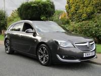 2014 Vauxhall Insignia 2.0 CDTi 163 VX LINE 5DR TURBO DIESEL ESTATE * HEATED ...