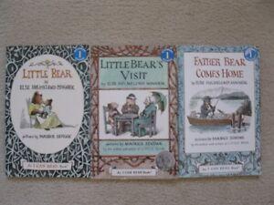 Little Bear Early Reader Books (3 Books)