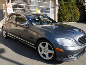 2007 Mercedes Benz s550 4matic for sale!