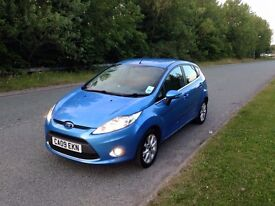 Ford Fiesta 1.25 Zetec FSH Excellent Condition OPEN TO OFFERS