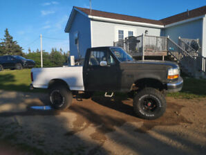1992 Ford F-150 Short Box