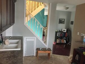LARGEST 2BED APT ,CENTRAL A/C, PRIVATE DECK, 2 CAR PKG, BACKYARD