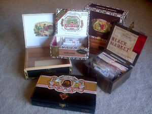 Storage Box, Tea Boxes, ideal for crafts and building guitars! Kitchener / Waterloo Kitchener Area image 2