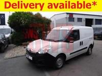 2016 Vauxhall Combo 2000 L1H1 CDTi 1.2 DAMAGED REPAIRABLE SALVAGE