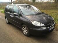 Peugeot 807 2.0HDi 136 Executive JUST HAD A FULL SERVICE + 7 SEATS