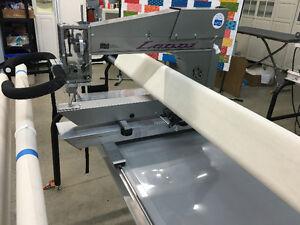 2011 APQS Lenni Longarm Quilting System
