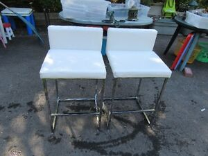 BAR CHAIRS (2) - REDUCED!!!!