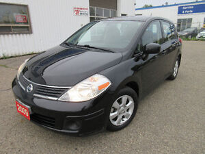 2009 Nissan Versa-CLEAN CAR!ALLOYS!WARRANTY!SAF CERTIFIED!$5790