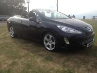 Peugeot 308 CC 1.6 THP ( 156bhp ) Coupe 2011MY GT