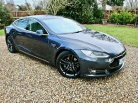2016 (16) Tesla Model S E 70D CVT 4x4 5dr saloon panoramic roof,SUPERCHARGE FREE