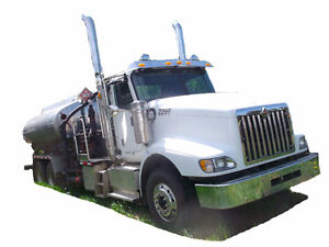 2015 IHC 5900i PRESSURE TRUCK Cash/ trade/ lease to own terms.