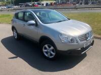 2007 Nissan Qashqai 1.6 Acenta 2WD - New MOT - Only 60000 Miles