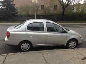 2001 Toyota Echo Berline