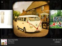 Driver with vw van wanted
