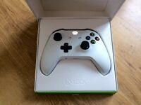 White Crete Xbox One S Wireless Controller (Compatible with Older XBOX One Consoles)