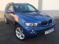 2006 BMW X5 3.0d Auto M Sport **1 Owner Low Miles**Dont Miss out**4x4