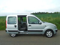 2005 RENAULT KANGOO 1.6 16V EXPRESSION 5DR AUTOMATIC - WHEELCHAIR CONVERSION