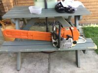 STHIL CHAIN SAW 066
