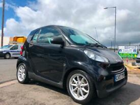 image for 2007 SMART FORTWO PASSION 71 AUTO 1.0 PETROL COUPE *64k* £30 A YEAR TAX