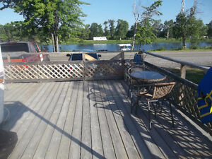 2x Lot Waterfront-only mins.to Lake Nipissing  2017 Lot FeePaid