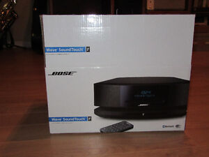 Brand New - Bose Wave SoundTouch IV