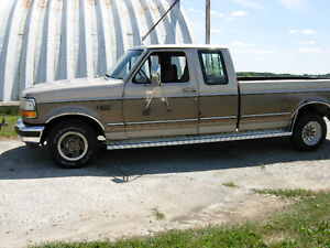 Parting Out 1992 F150 Extended Cab Long Box XLT