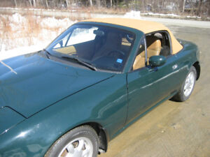 Classic Special Edition BRG 1991  MIATA (NEW LOWER PRICE)