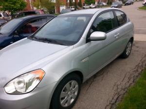 2010 Hyundai Accent 60,000 km, 4875/OBO