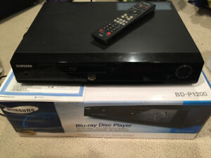 Samsung Blu Ray Disc Player