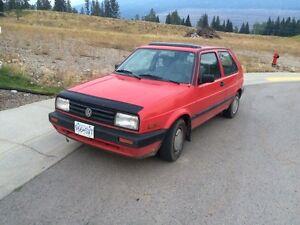 1992 Volkswagen Golf Coupe