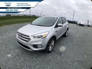 2017 Ford Escape Titanium  - Certified - Leather Seats