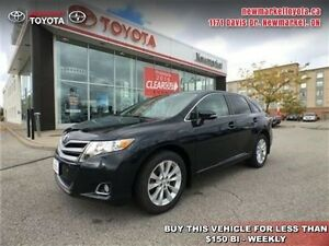 2014 Toyota Venza AWD  Backup Camera - Certified