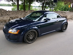 Audi TT 2002 quattro, Never accidented, 131500km