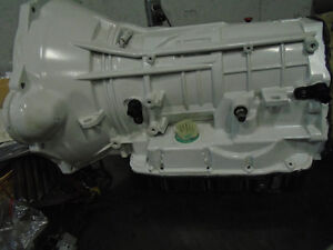 2012 REBUILT 68RFE 4X4 TRANSMISSION W/ SHIFT KIT