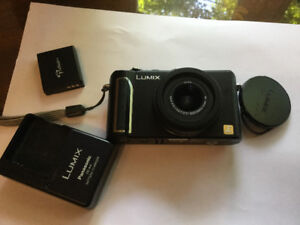Caméra Lumix DMC-LX3