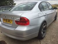 2007 BMW 318i saloon m3 alloys nice car starts drives