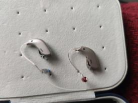 Alta2 Pro hearing aids, unused