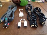 Audio/Video Cables/Adapters - HDMI FireWire MiniDisplay