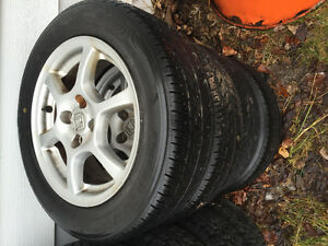 Honda Civic tires
