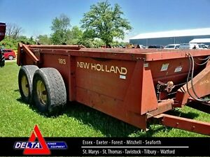 1994 New Holland 195 Manure Spreader