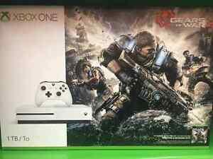 Never Opened * Xbox One S 1TB Gears of War bundle  Edmonton Edmonton Area image 1