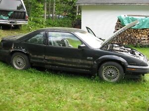 91 Grand Prix GTP parts car......$300. and its yours