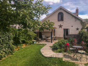 Pretty House For Rent Near Downtown - PLEASE READ FULL POST.