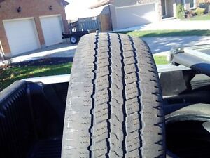 245-70-16 Goodyear Wranglers Cambridge Kitchener Area image 4