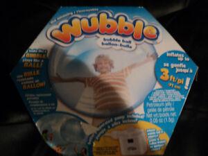 Wubble, ballon-bulle