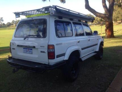 1993 Toyota LandCruiser 80s Series - Great Condition Wembley Downs Stirling Area Preview
